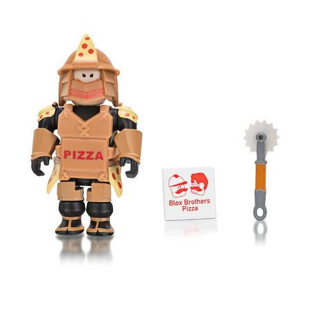 Ігрова колекційна фігурка Jazwares Roblox Core Figures Loyal Pizza Warrior W6 (ROB0199), фото 2
