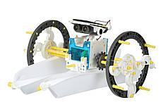 Робот-конструктор Same Toy Мультибот 14 в 1 на сонячній батареї (2115UT), фото 3