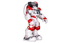 Робот Фаермен Same Toy на радиоуправлении Красный / Белый (9088UT), фото 3