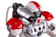 Робот Фаєрмен Same Toy на радіокеруванні Червоний/ Білий (9088UT), фото 3