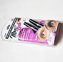 Тушь для Ресниц Max Lash 3D Наращивание Fiber Lash Mascara Эффект Накладных Ресниц, фото 3