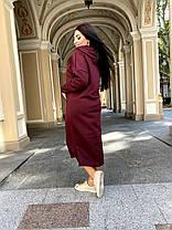 Платье теплое с капюшоном, фото 3
