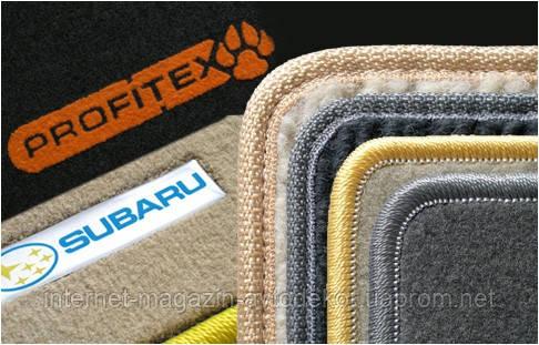 Коврики салона текстильные для Renault Megane 2 2002-08 г.