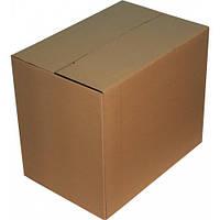 Ящик картонный (600 х 400 х 500), бурый