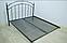Металлическая кровать Toskana (Тоскана) ТМ Металл-Дизайн, фото 4