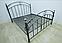 Металлическая кровать Toskana (Тоскана) ТМ Металл-Дизайн, фото 2