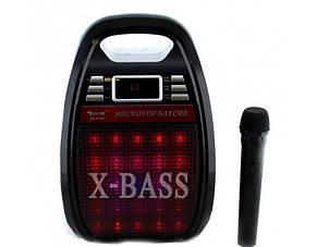 Акустическая Система GOLON RX-810 BT Колонка Комбоусилитель Bluetooth MP3 Радиомикрофон Пульт Светомузыка sale