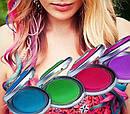 Цветная Пудра для Волос Hot Huez Мелки, фото 6