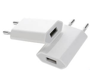 Адаптер USB Сharger 4G 5V=1A  Для Зарядки Телефонов