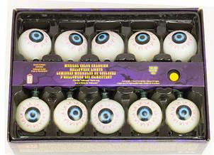 Гирлянда Музыкальная Глаза 270 См Гирлянда Глаза Декор На Хэллоуин sale