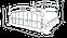 Металлическая кровать Toskana (Тоскана) ТМ Металл-Дизайн, фото 9