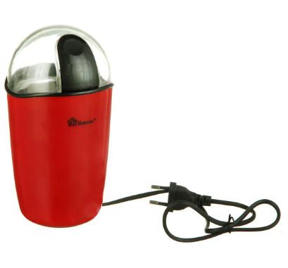 Электрическая Кофемолка Domotec MS-1306 Мощность 200W Красная sale