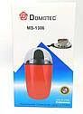 Электрическая Кофемолка Domotec MS-1306 Мощность 200W Красная sale, фото 5