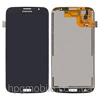 Дисплей + touchscreen (сенсор) для Samsung Mega 6.3 i9200 / i9205, синий, оригинал