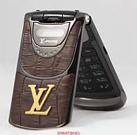 Телефон-раскладушка Louis Vuitton LV-9