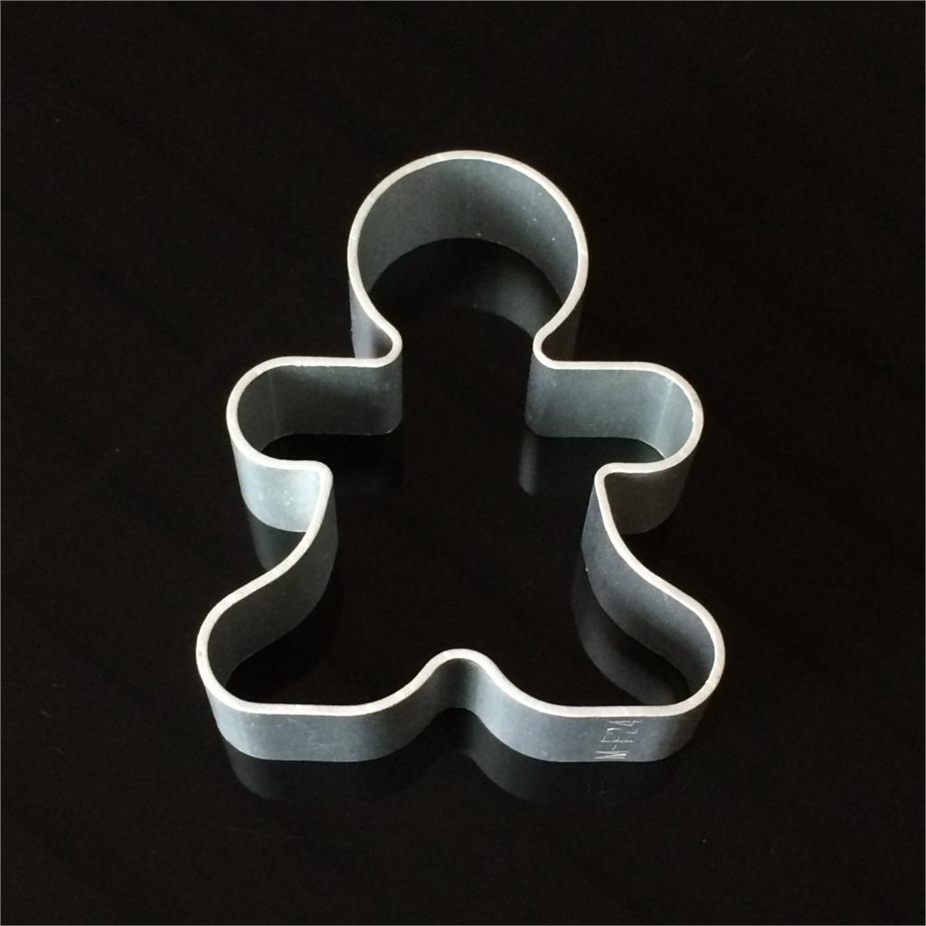 Алюмінієва форма для печива - Різдвяний чоловічок