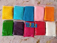 Мастика кондитерская ассорти разноцветная Сладо1 кг фасовка по 100г