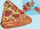 Пляжный Надувной Матрас Плот Intex 58752 Пицца 175 х 145 см, фото 4