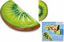 Пляжный Надувной Матрас Intex 58764 Долька Киви Размер 178х85см, фото 4