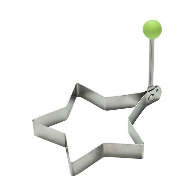 Металлическая форма для яичницы - Звезда
