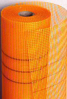 Сетка фасадная армировочная 160гр\кв.м, 2WS 5*50м оранж.