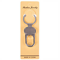 Брелок для ключей авто карабин метал
