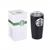 Термочашку Starbucks 500 мл з прозорою кришкою