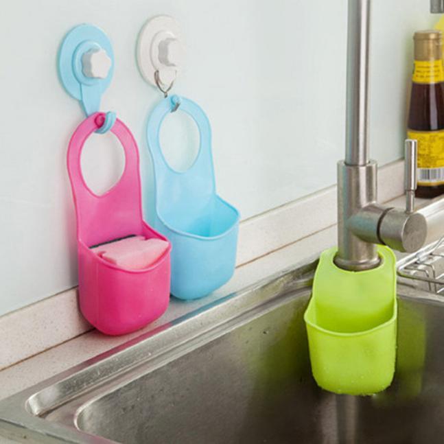 Силиконовый держатель для разнообразных пренадлежностей как на кухне так и в ванной
