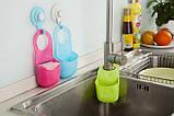 Силиконовый держатель для разнообразных пренадлежностей как на кухне так и в ванной, фото 8