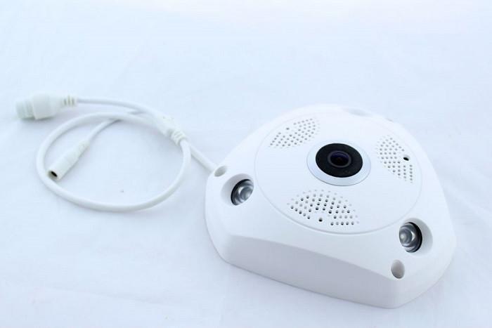Панорамная IP Камера Видеонаблюдения Потолочная CAD 1317 VR CAM 3D Wi-Fi DVR sale