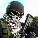 Шарф маска на обличчя - Череп, фото 3