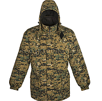 """Куртка утепленная рыбалка-охота Рип-стоп """"Марпат"""""""