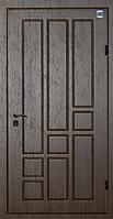Двері вхідні з мдф накладками MD019 (Фаворит 860х2050 плівка мат)