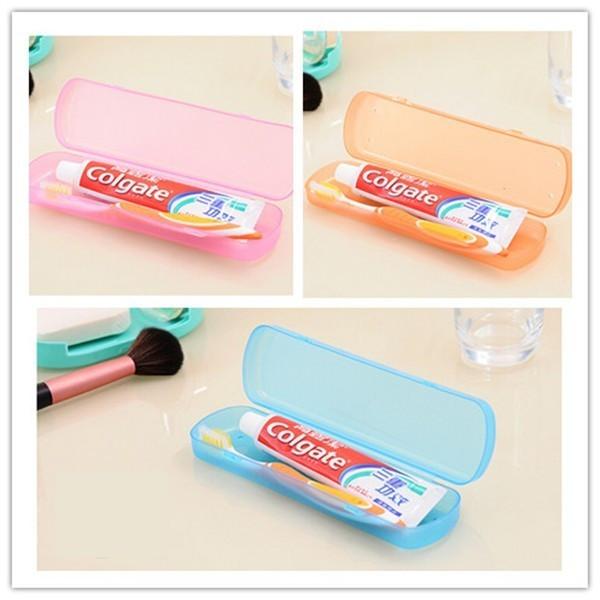 Футляр для хранения зубных щёток и пасты