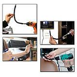 Гнучкий подовжувач для викрутки, шуруповерта, дрилі Snake Bit, фото 6