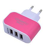 Зарядное Устройство USB на 3 порта 3.1A AC 220, фото 5