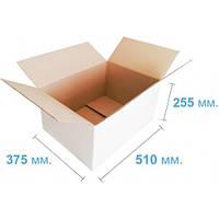 Коробка картонная (510 х 375 х 255), белая