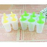 Форма для морозива Flex на 4 шт, фото 4