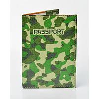 Обложка для паспорта Камуфляж, фото 1
