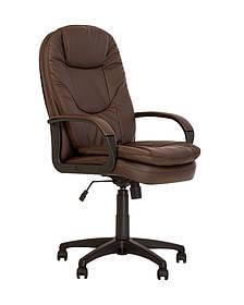 Кресло офисное Bonn KD black механизм Tilt крестовина PL64, экокожа Eco-31 (Новый Стиль ТМ)