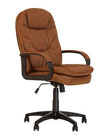 Кресло офисное Bonn KD black механизм Tilt крестовина PL64, экокожа Eco-13 (Новый Стиль ТМ)
