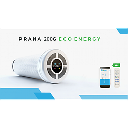 Рекуператор PRANA - 200G серія ECO ENERGY