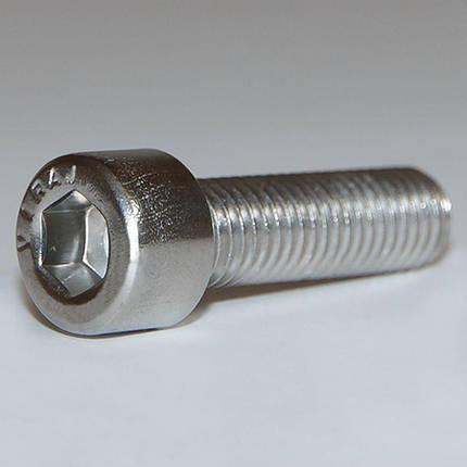 Болт с внутренним шестигранником Ø 12х90 мм ➜ 50 штук/упак ➜ Винт DIN 912 имбус, фото 2