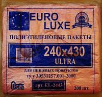 Пакет майка euroluxe 24*43