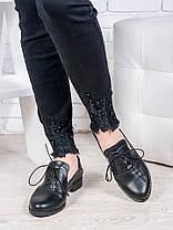 Туфли кожаные Адриана 6851-28, фото 2