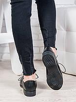 Туфли кожаные Адриана 6851-28, фото 3
