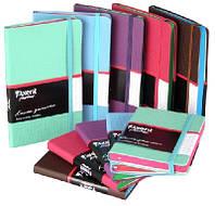 Книга записная Partner Soft, А5, 96арк, клетка, голубой