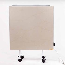 Керамический обогреватель Venecia ПКИТ 350Вт с термостатом и ножками конвектор электрический бытовой 60х60см