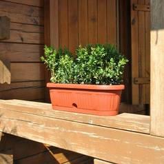 Балконные ящики для балконов и терасс от 40 до 100 см различной окраски