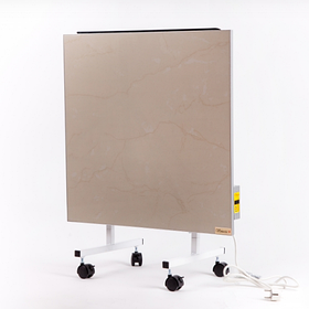 Керамический обогреватель Venecia ПКИТ 350Е с программатором и ножками конвектор электрический бытовой 60х60см